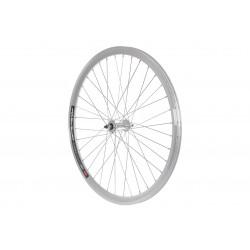 Koło rowerowe 26 MTB aluminiowe Swift Arriv srebrne