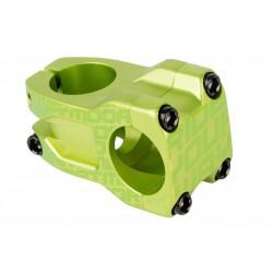 Wspornik kierownicy DARTMOOR FURY V.3 45mm/31,8mm zielony anodowany