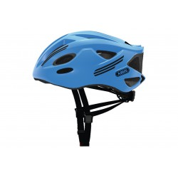 Kask ABUS S-CENSION neon blue M 54-58cm niebieski