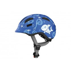 Kask ABUS SMILEY 2.0 blue sharky S 45-50cm niebieski