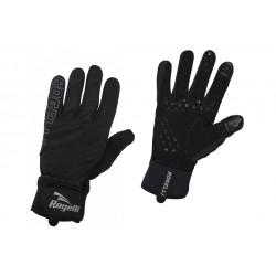 Rękawiczki ROGELLI STORM dł.palce ocieplane czarne L