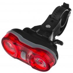 Lampa rowerowa tylna Vellberg Stream LED 0,5 W