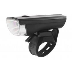 Lampa rowerowa przednia LED 1 Watt Vellberg One 100lm