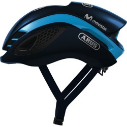 Kask ABUS GameChanger Movistar Team L 59-62cm czarny