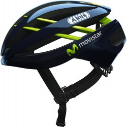 Kask ABUS AVENTOR Movistar Team S 51-55cm