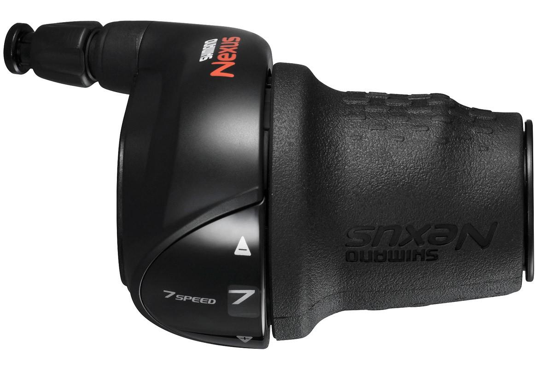 Dźwignia przerz. SHIMANO NEXUS-7 SL-C3000 CJ-NX10 czarna