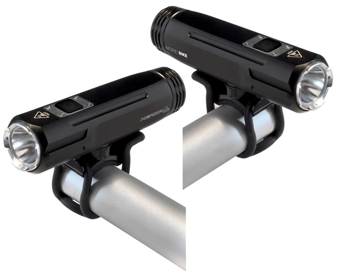 Lampa przednia /akumulator/ MERIDA HL-MD072 USB 850LM