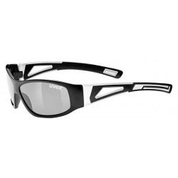 Okulary dziecięce UVEX Sportstyle 509 biało-czarne