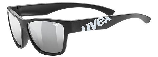 Okulary dziecięce UVEX Sportstyle 508 - czarne