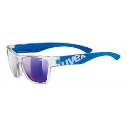 Okulary dziecięce UVEX Sportstyle 508 - niebieskie