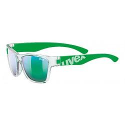 Okulary dziecięce UVEX Sportstyle 508 - zielone