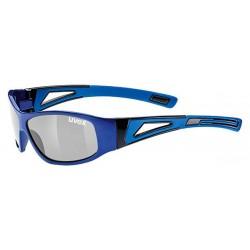 Okulary dziecięce UVEX Sportstyle 509 niebieskie