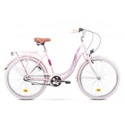 Rower 1926205-17 Romet Angel 3 różowy M