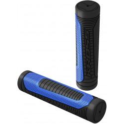 Chwyty KROSS Scale 128mm czarno-niebieskie