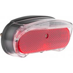 Lampa tylna na bagażnik / bateryjna/ SLIM WD420 1LED 1F
