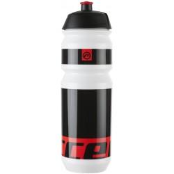 Bidon 0,75L ACCENT PEAK biało-czarno-czerwony