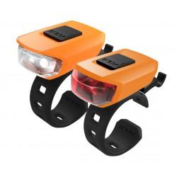 Lampa p+t KELLYS VEGA pomarańczowa (orange)