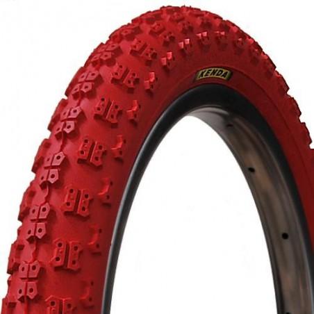 Opona rowerowa 16 x 2,125  KENDA K-50 czerwona