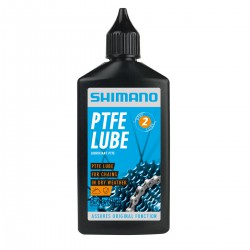 Smar olej do łańcucha SHIMANO PTFE DRY Lube 100ml