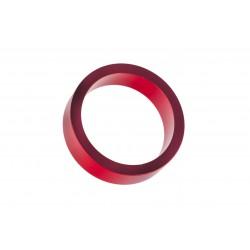 Podkładka dystansowa NECO aluminiowa 1 1/8'' 10mm czerwona