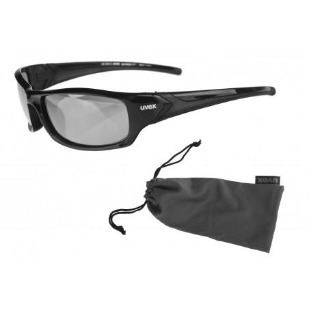 Okulary UVEX Sportstyle 211 - czarne