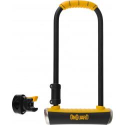 Zamknięcie rowerowe ONGUARD PitBull STD 8002 U-LOCK 5 kluczy