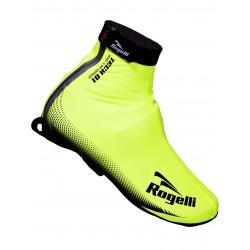 Ochraniacze na buty rowerowe Rogelli Fiandrex fluor L