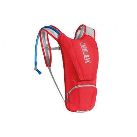 Plecak CAMELBAK Classic 3L + bukłak CRUX 2,5L czerwony