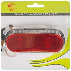 Lampa tylna na bagażnik /dynamo/ JY-539 LED