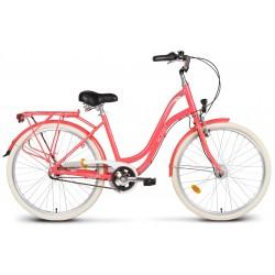"Rower 26 ROMET POP ART różowy ver.1 17"""
