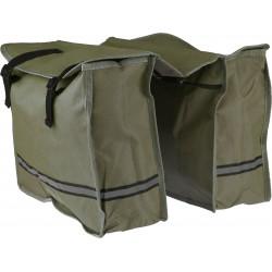 Sakwa na bagażnik AXER Dunlop torba 36x30x12cm oliwka