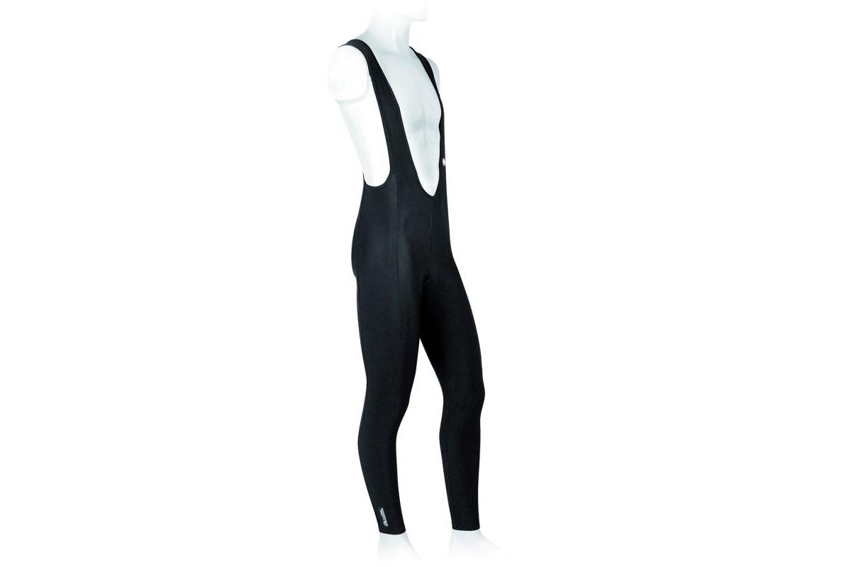 Spodnie z wkładką Corrado czarne XXL ACCENT