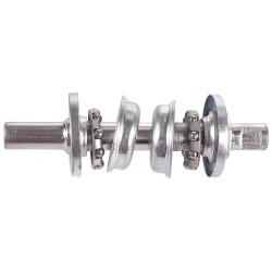 Wkład mechaniczna korba na klin miski wbijane turysta 40mm/128mm