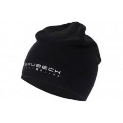 Czapka termoaktywna BRUBECK Active Wool L/XL czarna HM10180