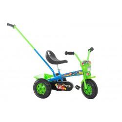 Rowerek trójkołowy ARTPOL TURBO niebiesko-zielony