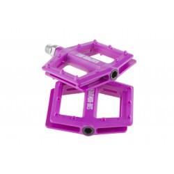 Pedały plastikowe DARTMOOR Candy Pro fioletowe