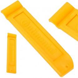Łyżka do opon plastik CONTINENTAL żółta szeroka