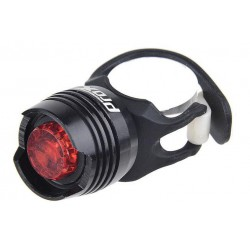 Lampa tył PROX NAOS 1-LED czarna + baterie