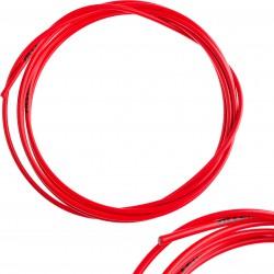 Pancerz przerzutkowy ACCENT 4mm x 3m czerwony