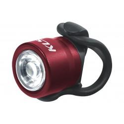 Lampa przednia Kellys IO F czerwony