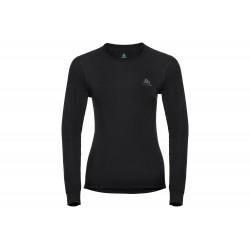 Koszulka termiczna ODLO ACTIVE WARM damska S czarna