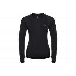 Koszulka termiczna ODLO ACTIVE WARM damska M czarna