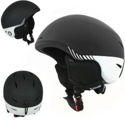 Kask narciarski BLIZZARD Speed czarno/biały mat 55-59 S/M
