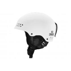 Kask Narciarski K2 PHASE PRO L/XL 59-62cm + AUDIO biały