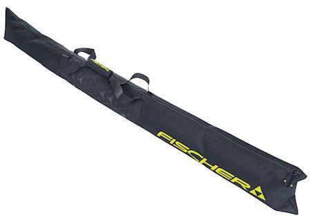Pokrowiec na narty FISCHER SOFT SKICASE ECO ALPINE 1 para 175cm czarny