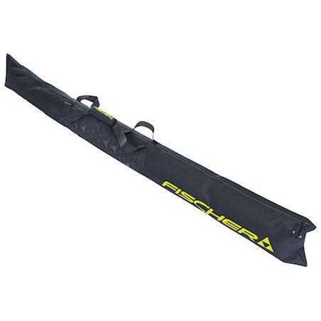 Pokrowiec na narty FISCHER SOFT SKICASE ECO ALPINE 1 para 160cm czarny
