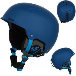 Kask narciarski BLIZZARD Guide niebieski mat 60-63 L/XL