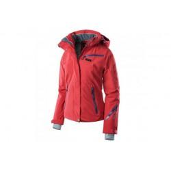 Kurtka narciarska BRUGI 2AJK damska XL czerwona