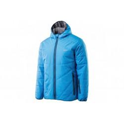 Kurtka narciarska BRUGI 4AP5 męska M błękitna 886