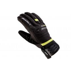 Rękawice narciarskie VIKING KURUK SKI 8 czarno-żółte